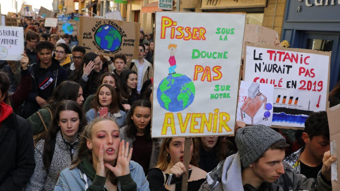 Grève mondiale pour le climat : une journée test pour la jeunesse