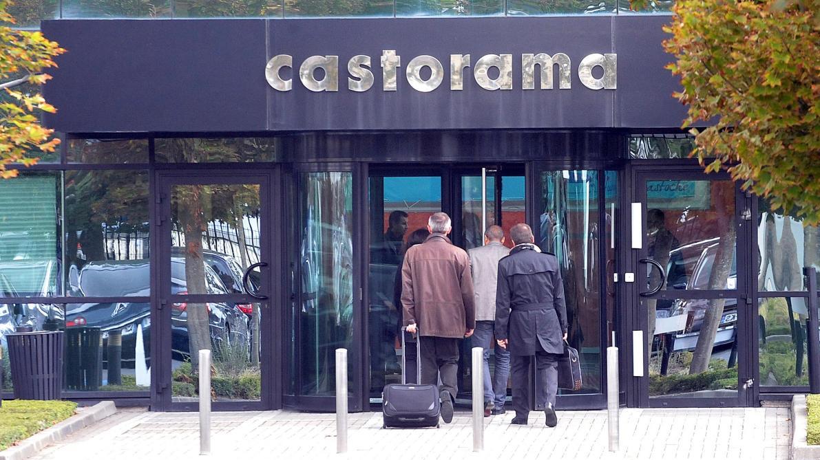 Castorama Carte Des Magasins.Fermetures Des Castorama Et Brico Depot Quels Sont Les Magasins