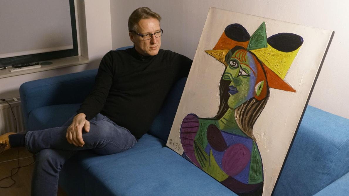 Un Tableau De Picasso Retrouve Vingt Ans Apres Avoir Ete Vole