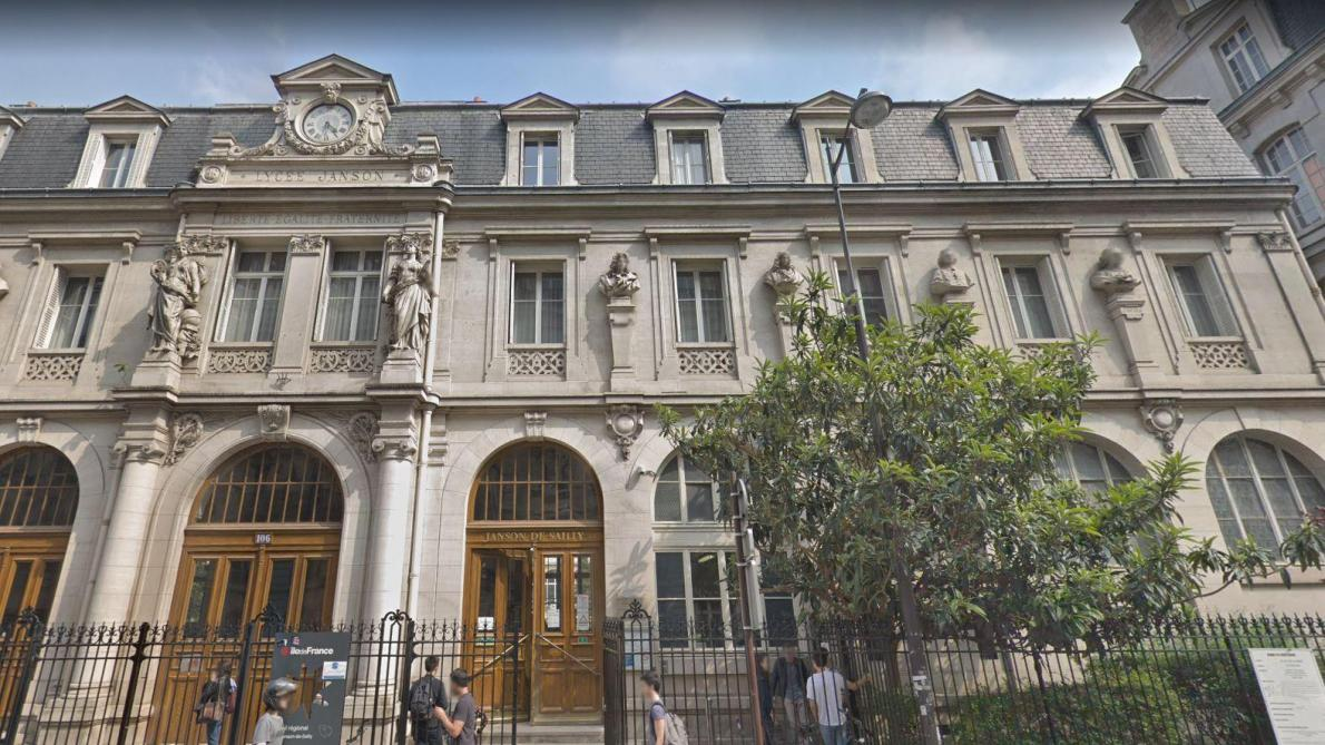 Un élève retrouvé pendu à l'internat de Janson de Sailly — Paris