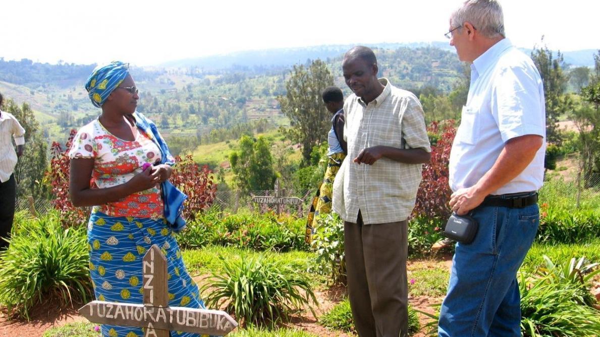 Génocide au Rwanda :
