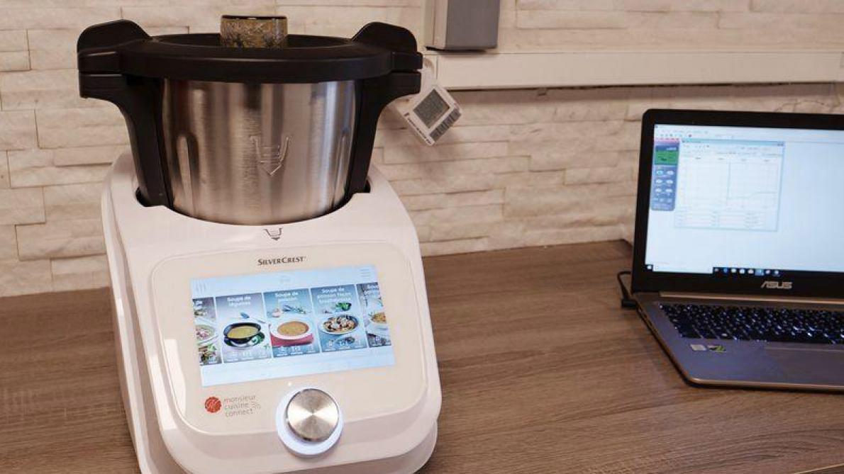 Monsieur Cuisine Connect Ce Nouveau Robot Cuiseur De Lidl