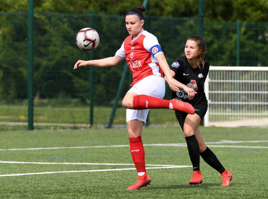 Football Derniere Victoire A La Maison Pour Les Feminines Du