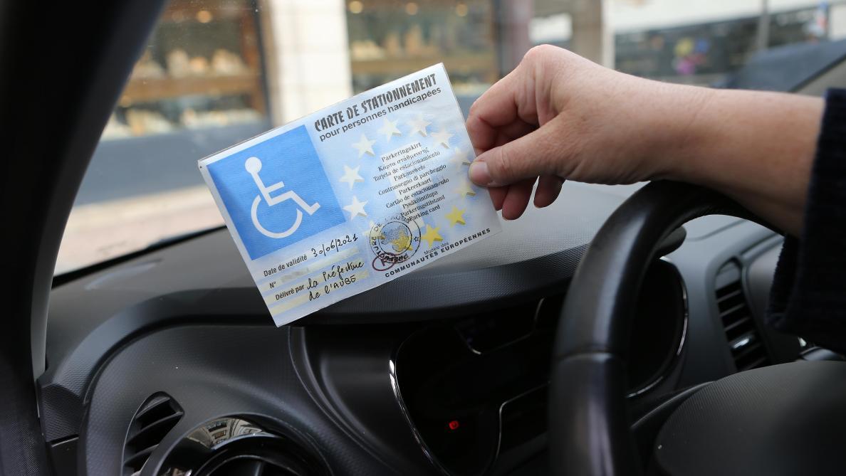 réglementation carte stationnement handicapé Troyes : ils osent la fraude aux cartes «handicapés»