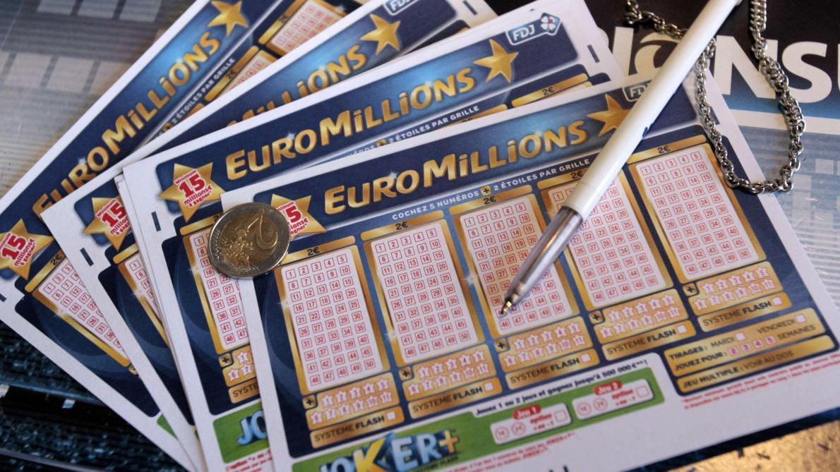 Euromillions. 25 millions d'euros gagnés dans l'Aube
