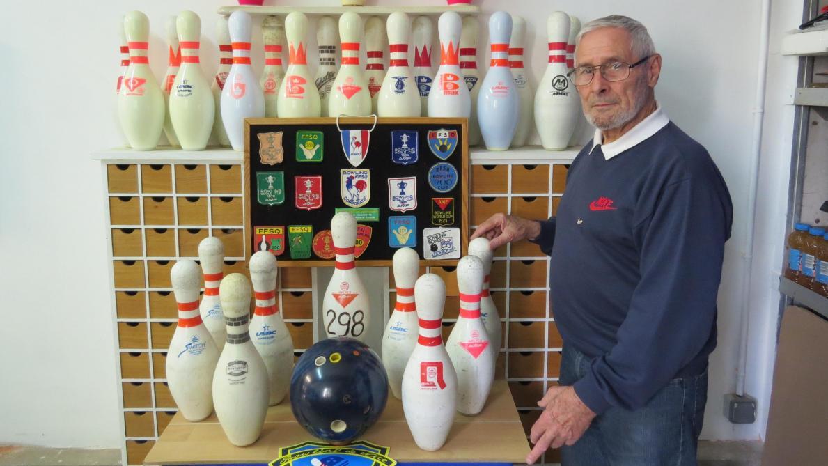 Comment Faire Pour Ouvrir Un Bowling sainte-savine : claude, maboul de bowling
