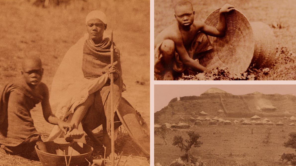 Trois images du Rimbaud photographe à découvrir à Charleville
