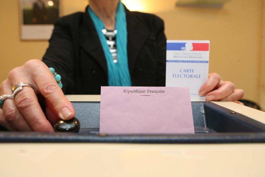 Elections européennes en France: les premiers résultats attendus