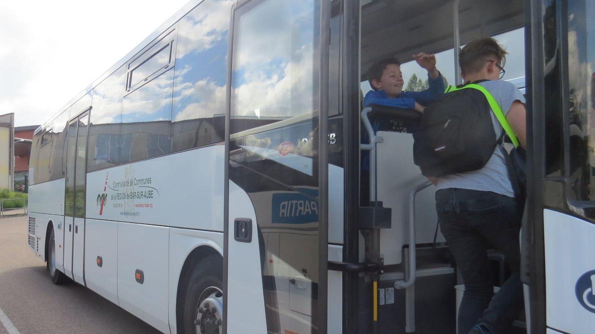 Privatisation Du Transport Scolaire Dans Le Barsuraubois