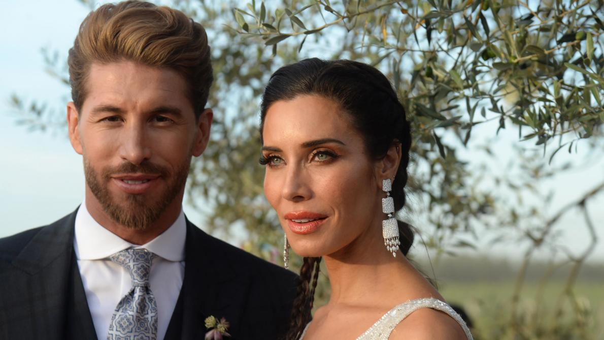 Mariage « galactique » pour le footballeur Sergio Ramos à Séville