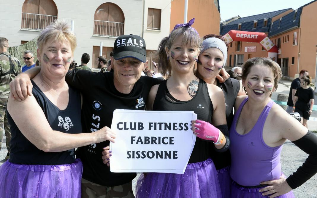 sport : PHOTOS. La Rue'Stick au CENZUB 94e RI de Sissonne, c'est l'aventure ! - L'Union