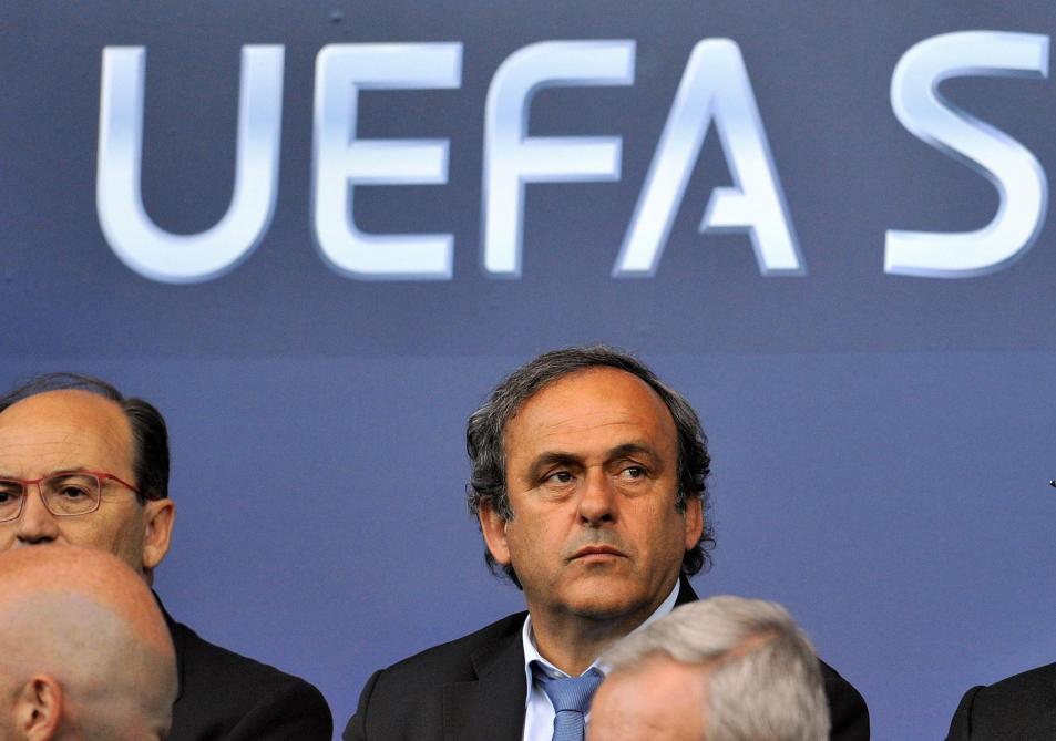 Mondial 2022: Michel Platini in Haft