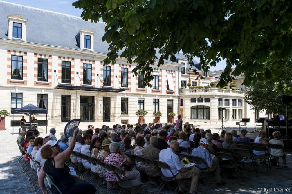 Concert Et Champagne Au Menu Des Promenades Musicales Dimanche A Reims