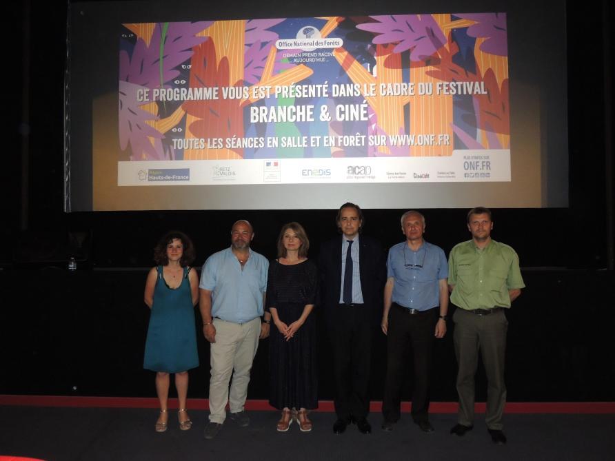La forêt de Retz fait son cinéma à Villers-Cotterêts et La Ferté-Milon