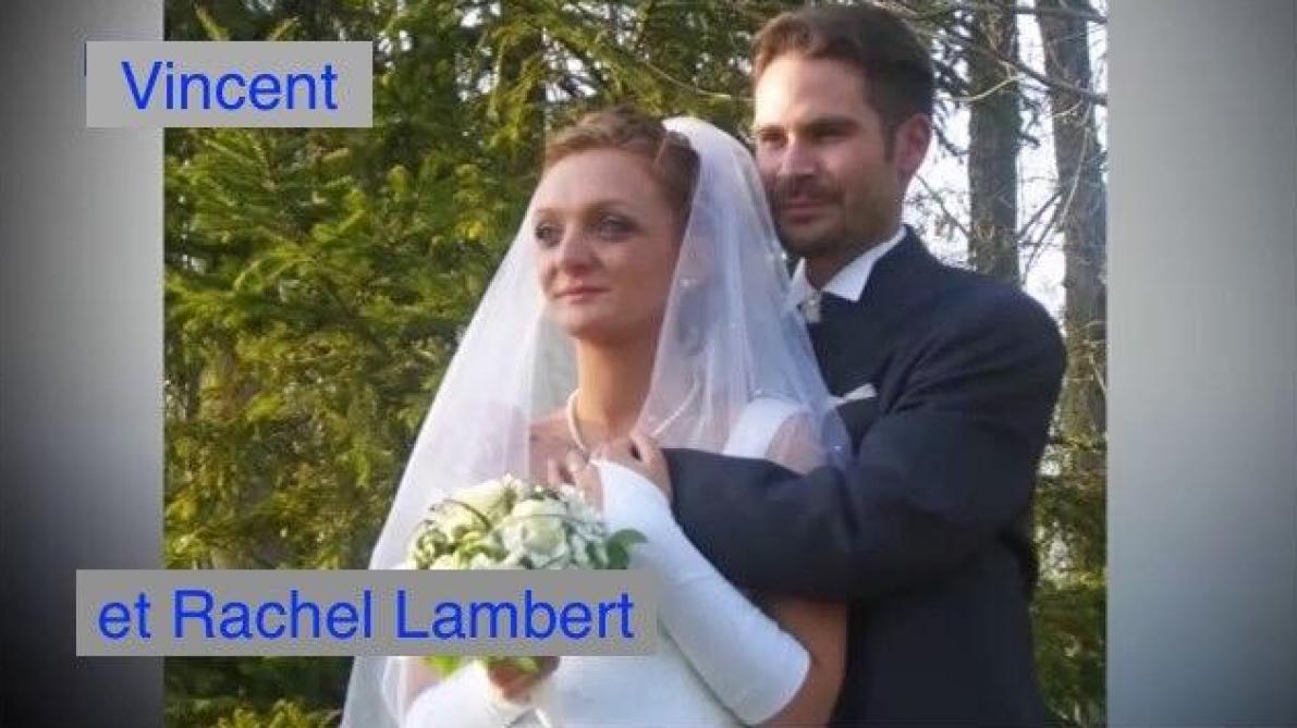 Parents de Vincent Lambert :