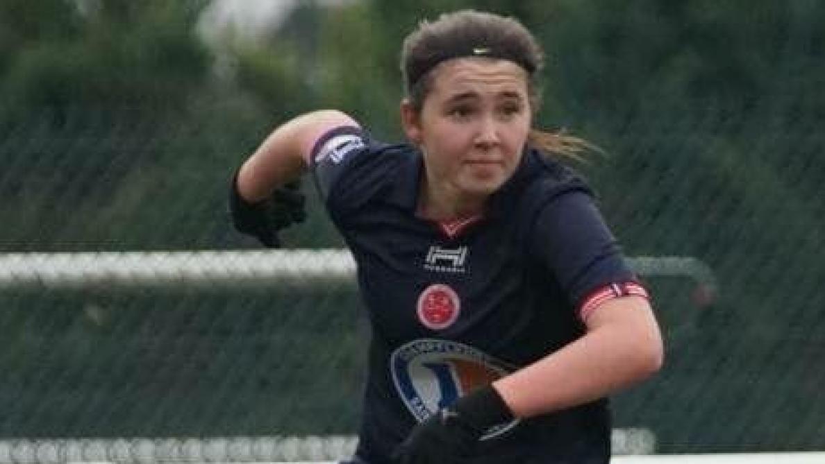Football Feminin La Jeune Auboise Solene Wittmann A Deja Tout D Une Grande