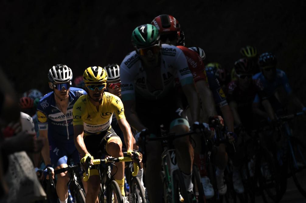 Tour de France : la 5e étape pour Sagan !