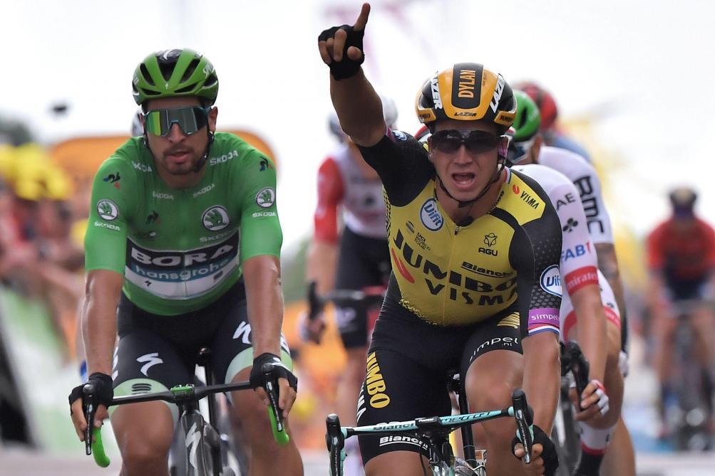 Deux coureurs français forment l'échappée du jour (direct) — Tour de France
