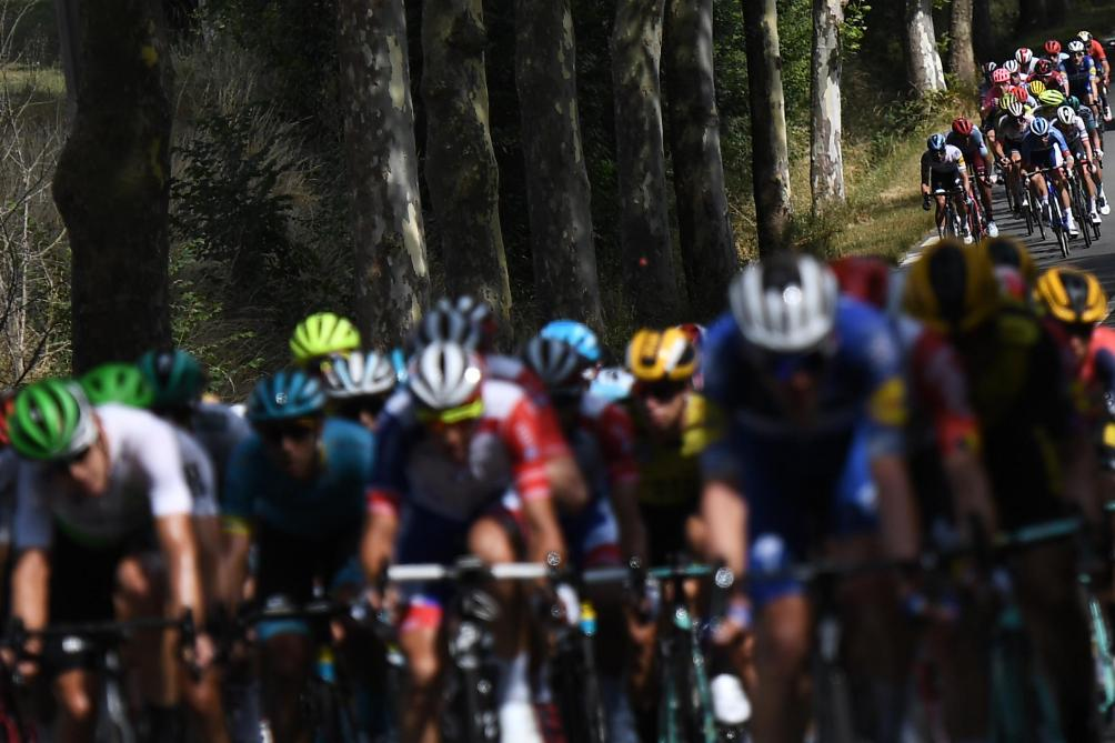 Où vont dormir les coureurs à Toulouse — Tour de France