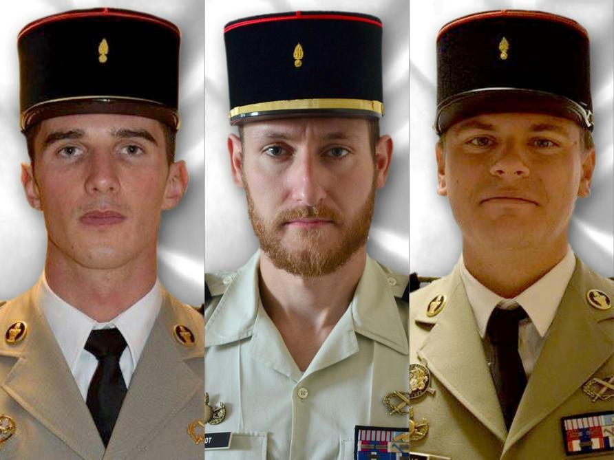 c639cef2f7c25 Qui sont les trois militaires qui ont perdu la vie en Guyane ? - Journal  Libération Champagne