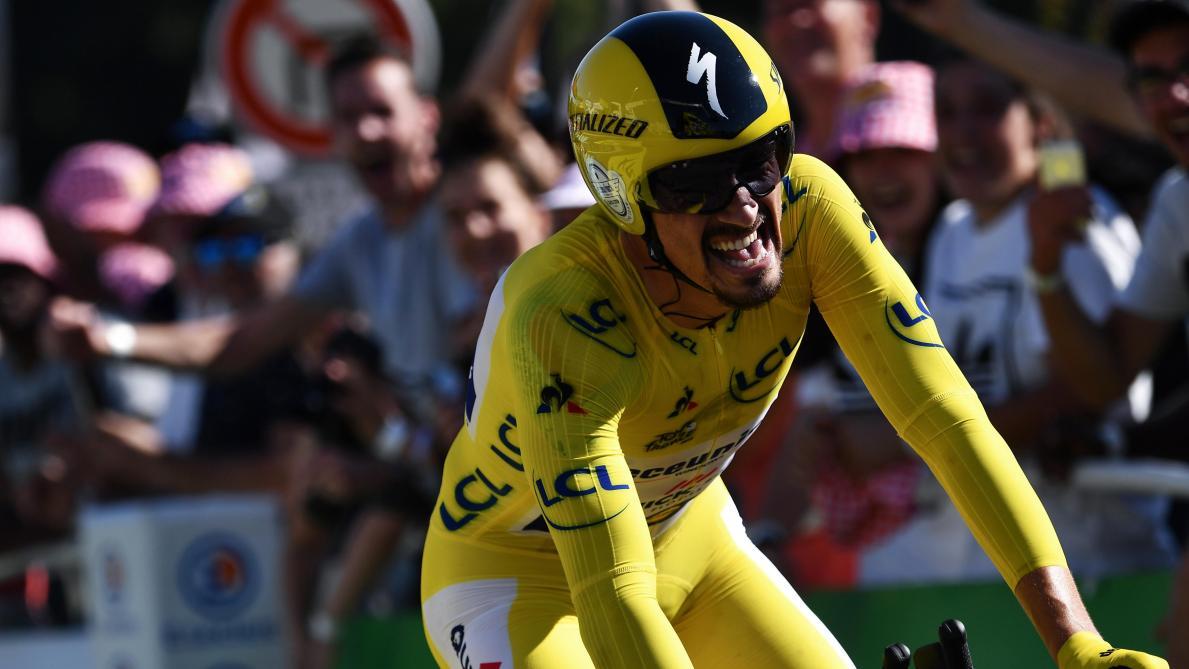Rien n'est joué au Tour de France — Cyclisme