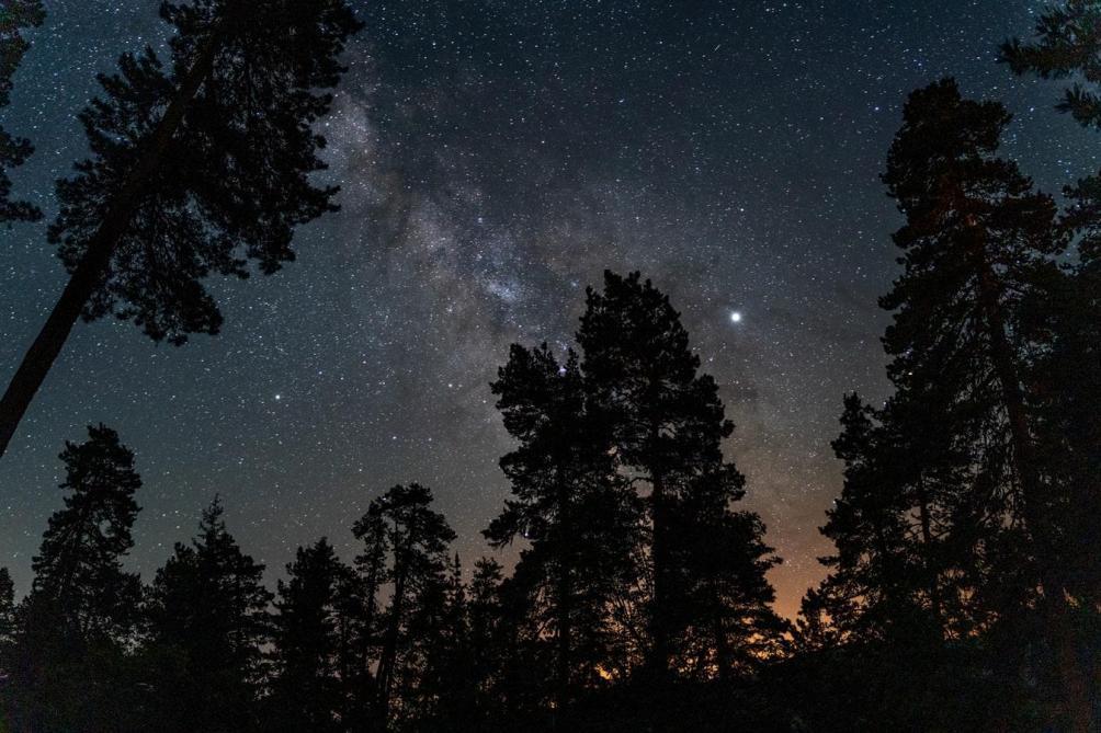 Carte Nuits Des étoiles La Liste Des Animations Dans L