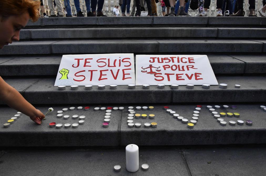 L'IGPN répond aux critiques dans un entretien à Libération — Mort de Steve