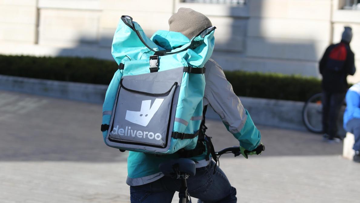 Les livreurs français demandent le boycott de la plateforme — Deliveroo