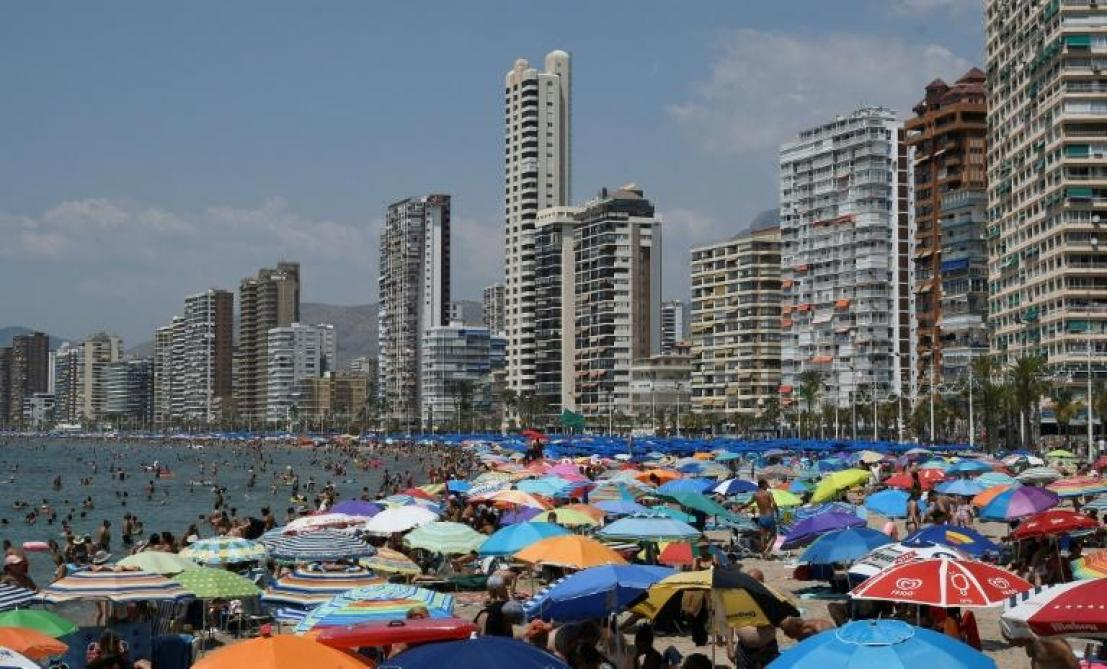 Les cinq Français soupçonnés d'un viol collectif en Espagne mis en examen