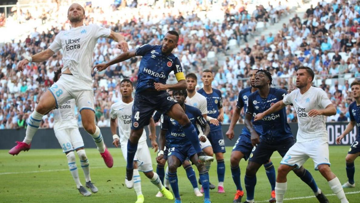 La réaction de Steve Mandanda après la défaite face à Reims — OM