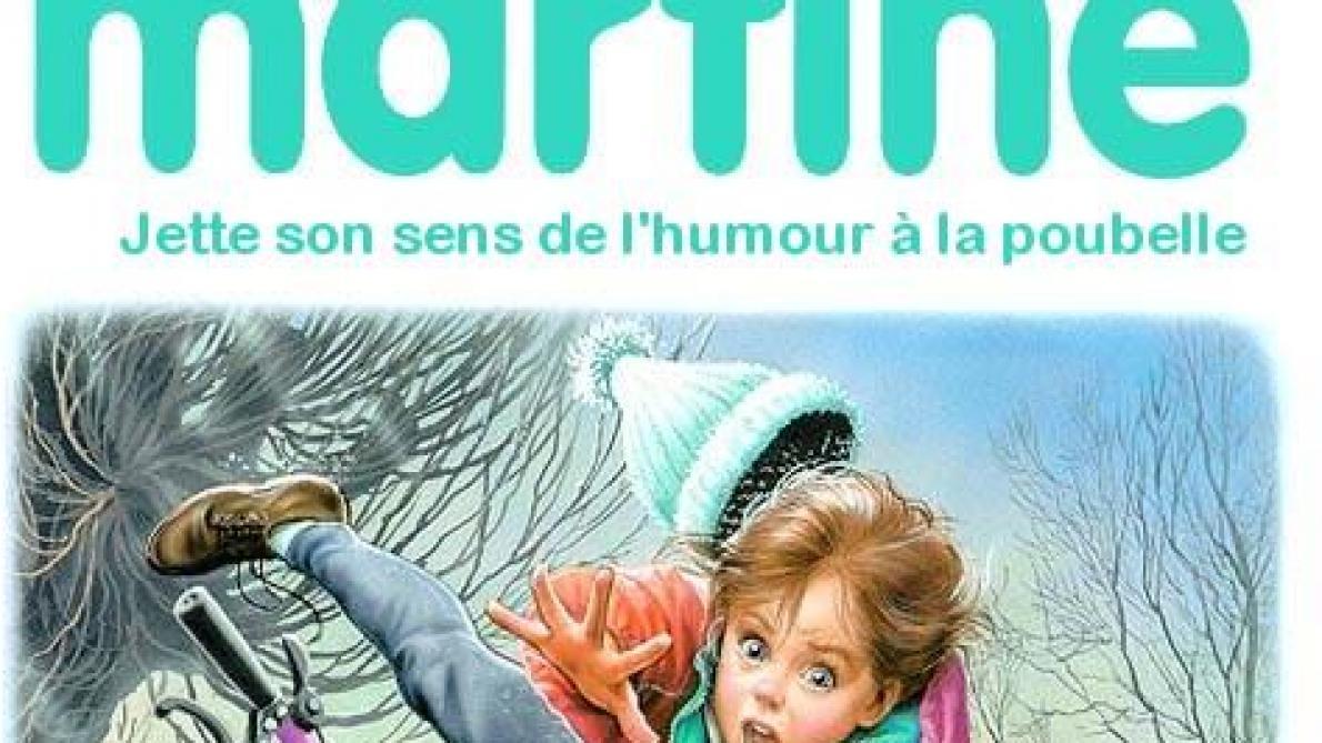 Martine Jette Son Sens De L Humour A La Poubelle