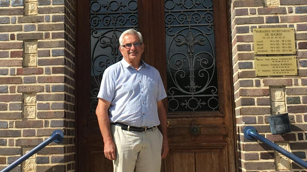 Rencontre Avec Jean-Pierre Vereecke, Maire Depuis 36 Ans