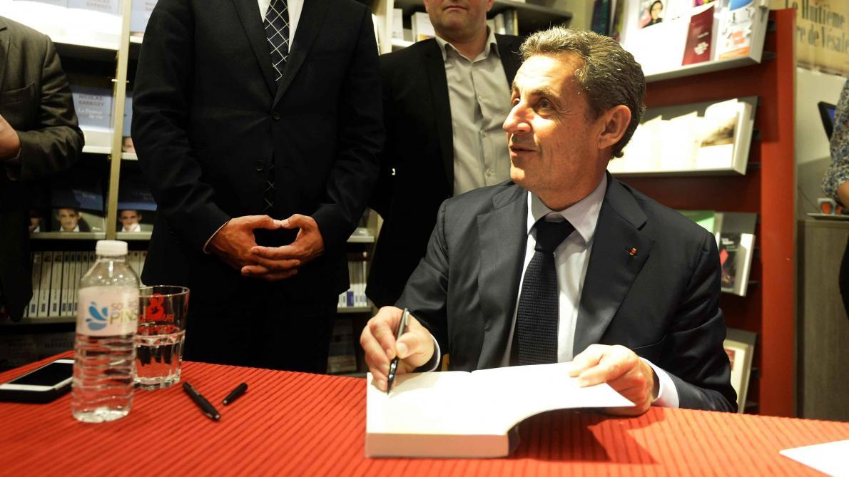 Nicolas Sarkozy Sera A Reims Ce Jeudi Entre Dedicace Et Legion D Honneur