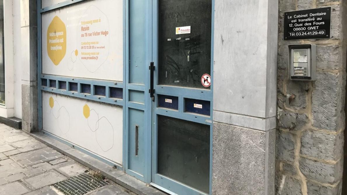 Givet la ville ach te l ancien cabinet dentaire - Cabinet medical la meziere ...