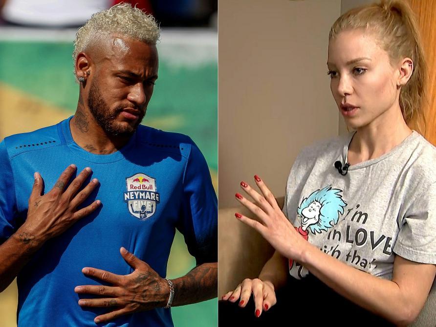 La police réclame des poursuites contre l'accusatrice de Neymar — Brésil