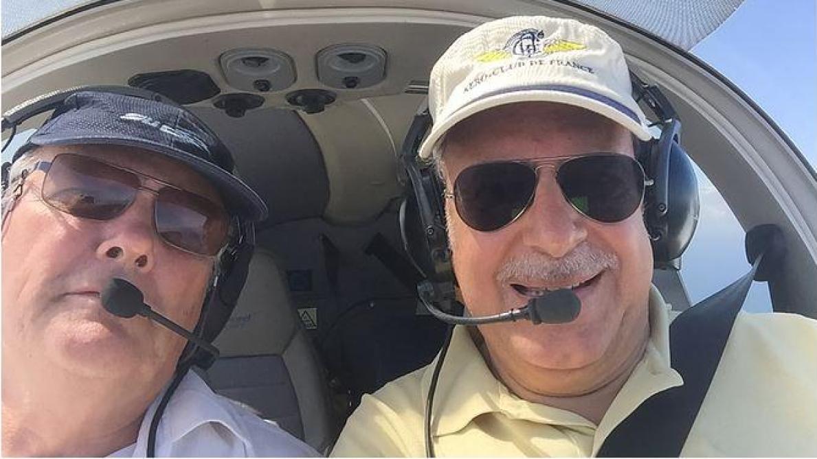 Deux Français morts en Espagne dans un accident d'avion — Raid Latécoère-Aéropostale