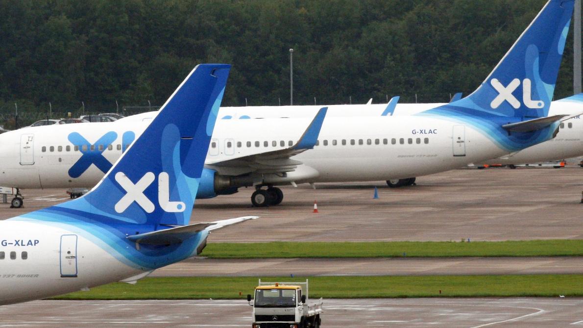Xl Airways En Cessation De Paiement La Compagnie Arrete Ses