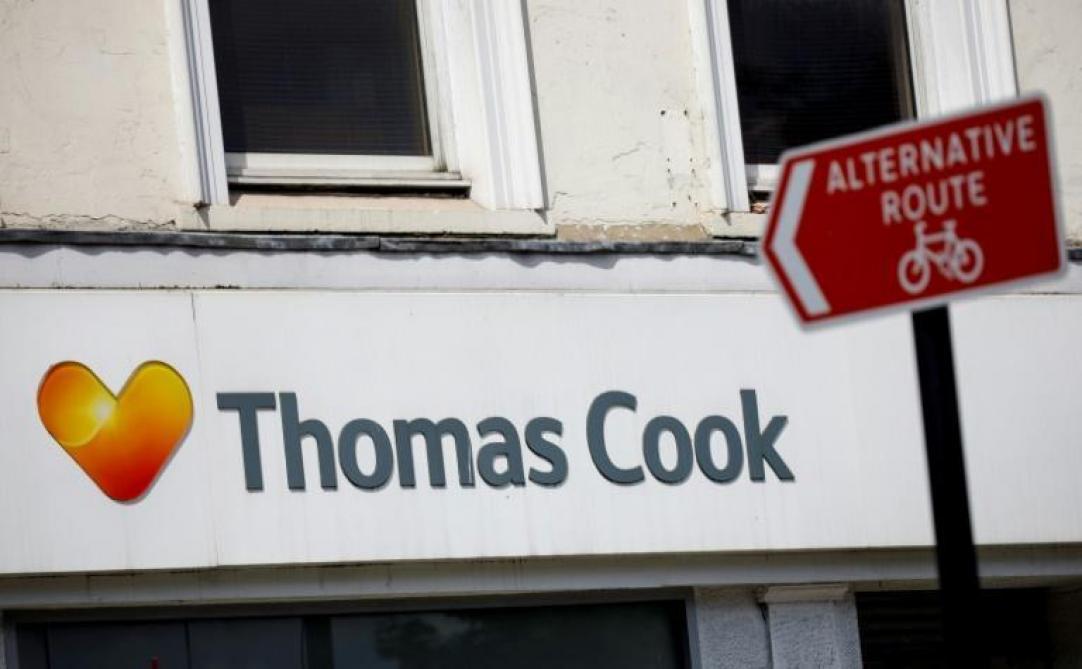 Actualité aéronautique: Thomas Cook en difficulté financière