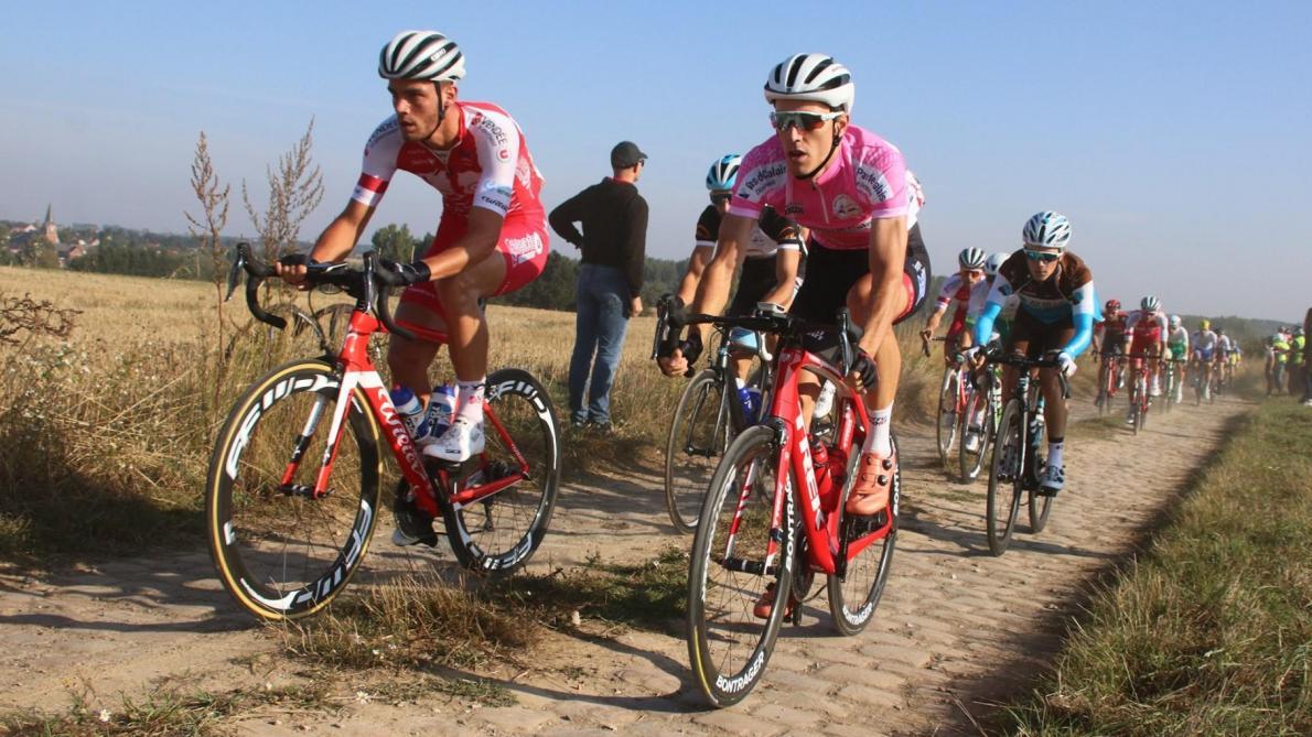 Calendrier Course Cycliste Professionnel 2020.Cyclisme Jeremy Cabot Ne Sera Plus Amateur En 2020