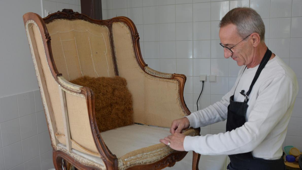 Tapissier Paris 20 un tapissier s'installe dans la commune de bouilly