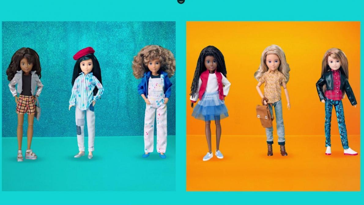 Mattel, le créateur de Barbie, lance une poupée