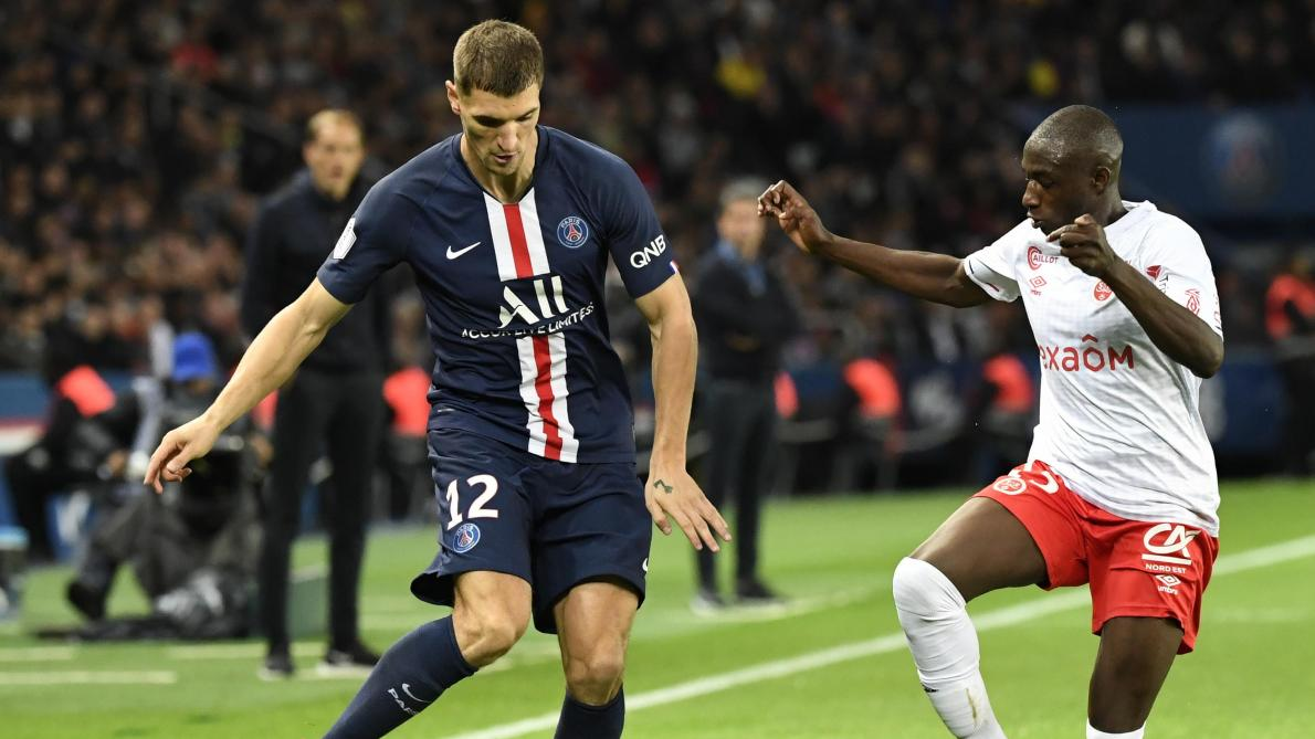 PSG-Reims en stats