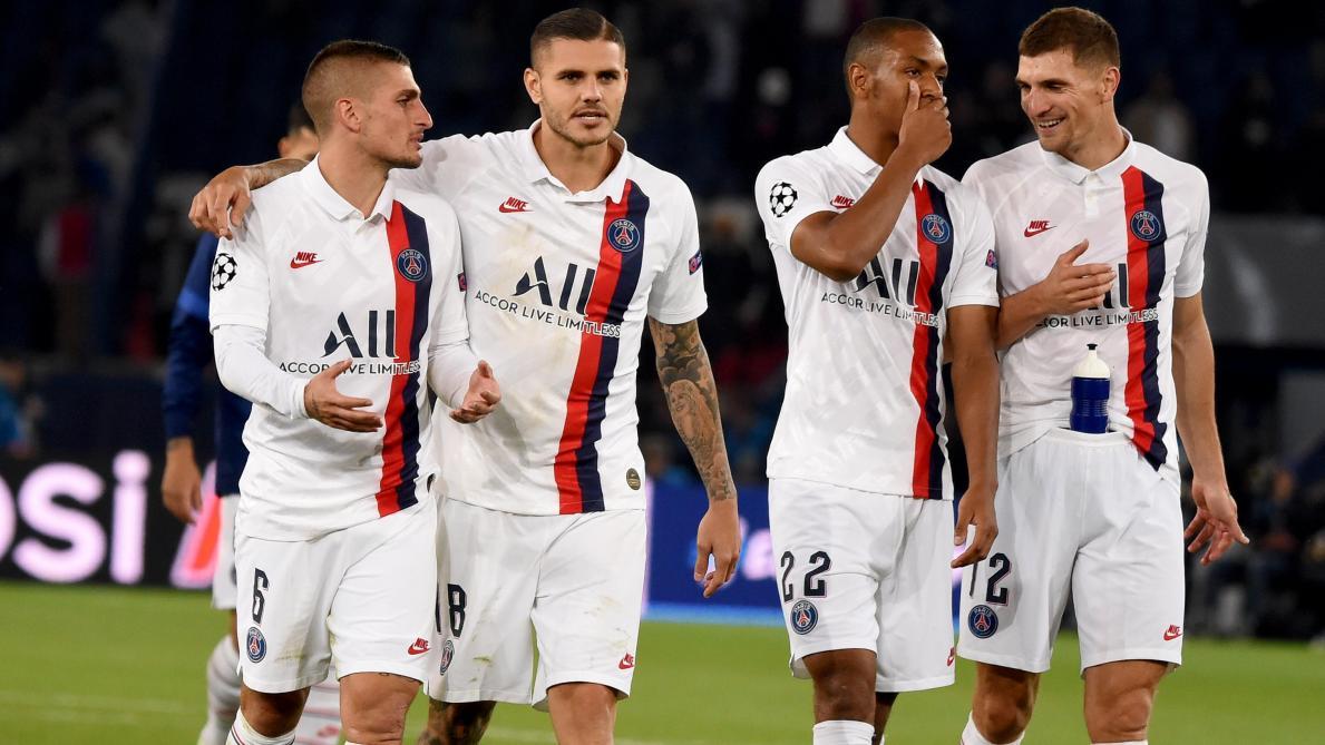 Ligue Des Champions Icardi Debloque Son Compteur Et Le Psg