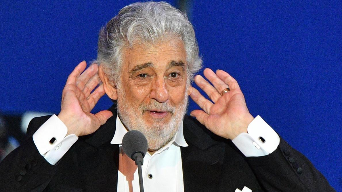 Placido Domingo, accusé de harcèlement, démissionne de l'opéra de Los Angeles
