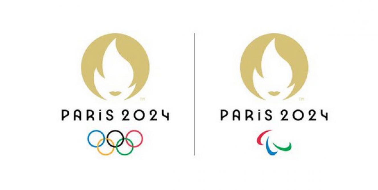 Le logo définitif des Jeux Olympiques 2024 à Paris a été dévoilé !