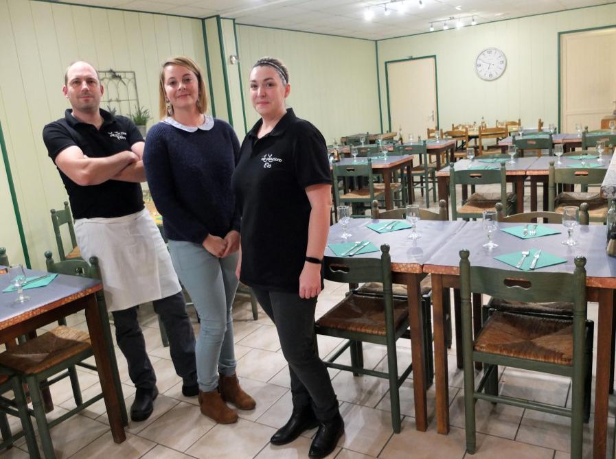 reprise : Une nouvelle propriétaire à la pizzeria de Sissonne - L'Union