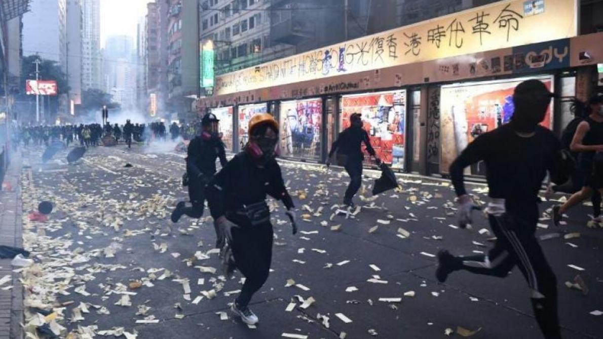 Société de rencontres à Hong Kong