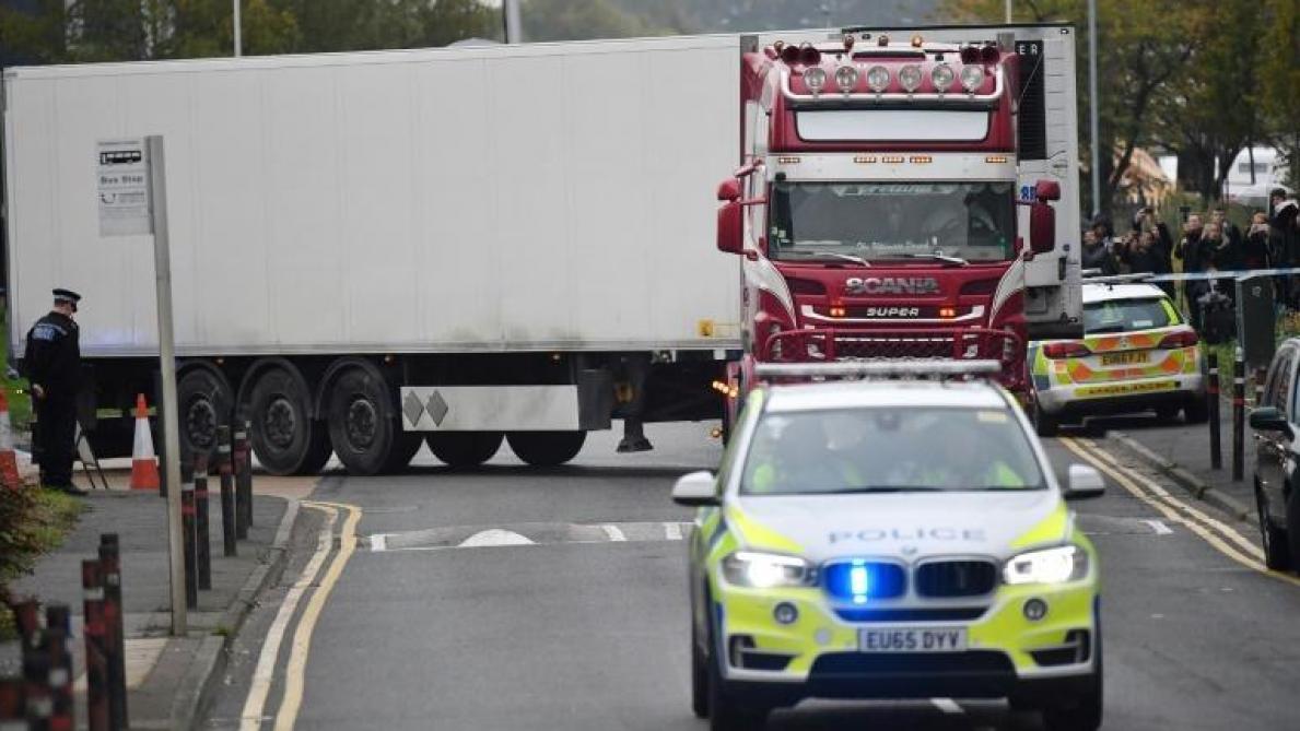 Les 39 morts retrouvés dans un camion venaient du Vietnam — Grande-Bretagne