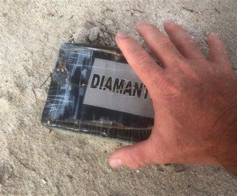 Ils découvrent des paquets de cocaïne échoués sur la plage — Bassin d'Arcachon