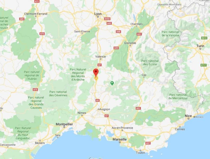 La terre a tremblé dans la Drôme
